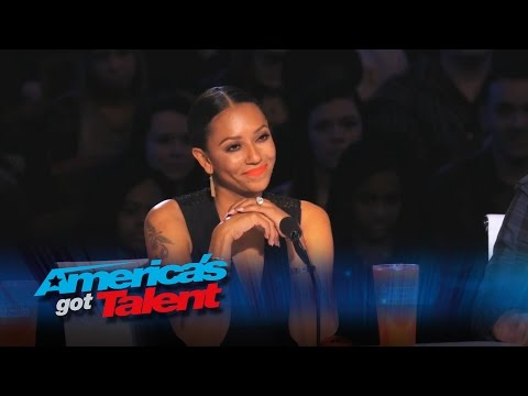 Which Acts Drove Mel B to Say