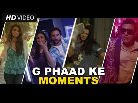 Happy Ending Cast Dances On G Phaad Ke | Saif Ali Khan, Ileana D'Cruz & Govinda