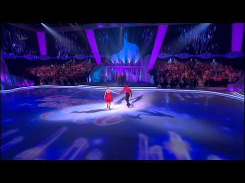 Dancing on Ice 2014 R9 - Ray Quinn - Malaguena #DOI