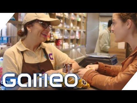 Chile: Die strengsten Lebensmittelvorschriften der Welt  | Galileo | ProSieben