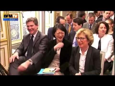 F. Hollande, Emmanuel Macron-Rothschild & le Monde de la Finance