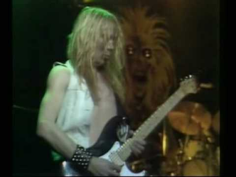 Iron Maiden - Transylvania & Phantom Of The Opera (Subtitulos Espaol) Live At The Rainbow
