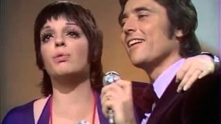 Liza Minnelli on the Sacha Distel Show 1971