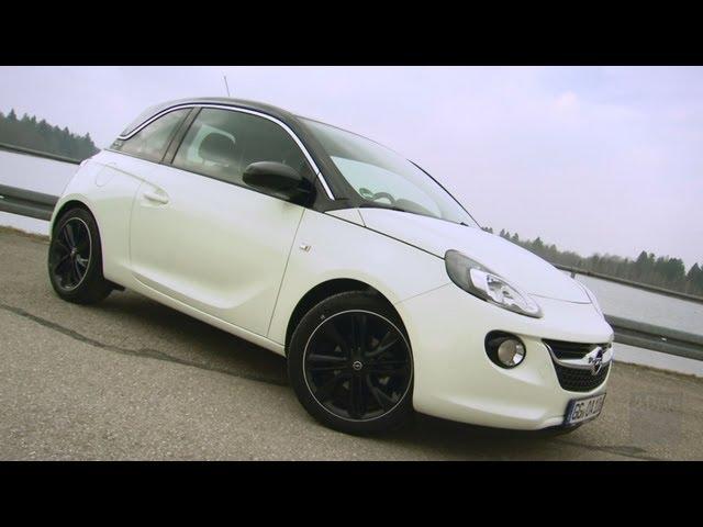 Opel Adam im Test | Autotest 2013 | ADAC - YouTube