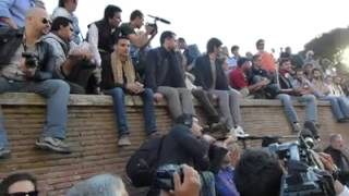 Meetup al Colosseo - M5S