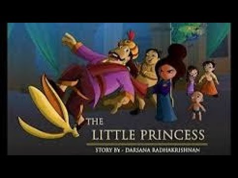Chhota Bheem - The Little Princess video
