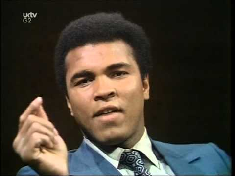 Muhammad Ali on Parkinson 1971 [HQ] [Best Sound]