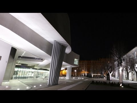 Fendi Space at Maxxi