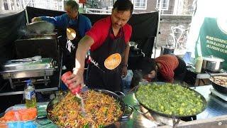 "Kerala Vegetable Thoran: A Dry Curry Recipe - Indian Street Food by Jafferys ""Pakoras & More"" London"