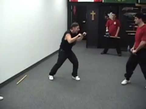 "A Stil Ui Dhubhghaill beginner class. Glen Doyle teaches traditional Irish stick techniques passed onto him by his late father, Gregory Doyle. The ""Newfie"" S..."