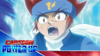 Episode 95 - Beyblade Metal Masters|FULL EPISODE|CARTOON POWER UP