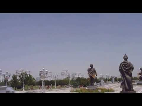 1001 Adventure Tours | Travel Blog - Travel Minute | Ashgabat Sightseeing Tours Turkmenistan