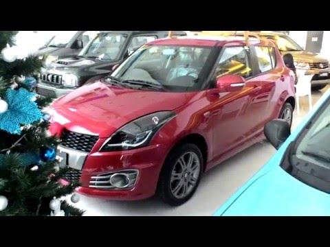 Suzuki Swift Sports Inspired Review