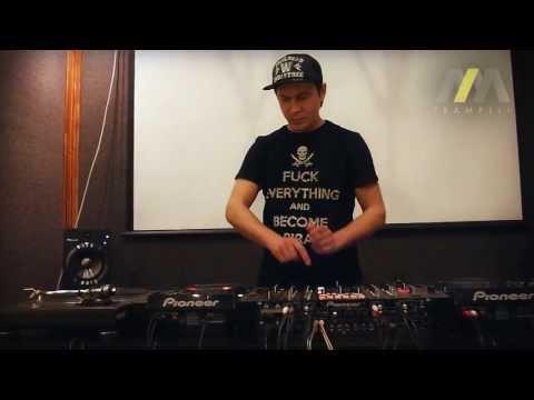 DJ GVOZD: горячие метки на Pioneer CDJ-2000