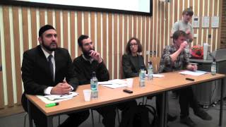 TRAILER!! A Muslim, Rabbi, Atheist and Law Professor debate Sharia & Human Rights