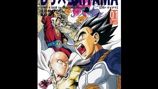 Vegeta VS Saitama !MANGA!