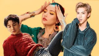 Mashup V-POP nửa đầu năm 2018 | Mix by Pam Pam
