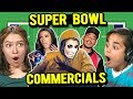 Generations React to Super Bowl Commercials 2019