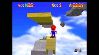 Super Mario 64 - Rainbow Ride Freerun [TAS]
