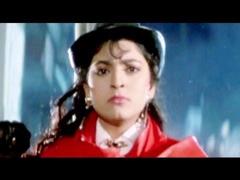 Aadhi Night Mein - Juhi Chawla, Alka Yagnik, S P Balasubrahmanyam, Shanti Kranti Song 1