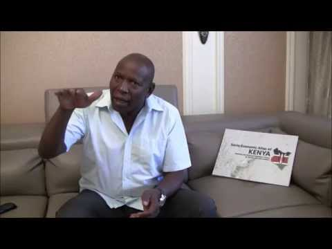 Interview  with Peter Safari Shehe, Member of Parliament Ganze Constituency in Kenya