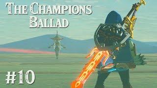 THE DIVINE TRIAL: Zelda BotW The Champions Ballad FINALE