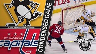 04/26/18 Second Round, Gm1: Penguins @ Capitals