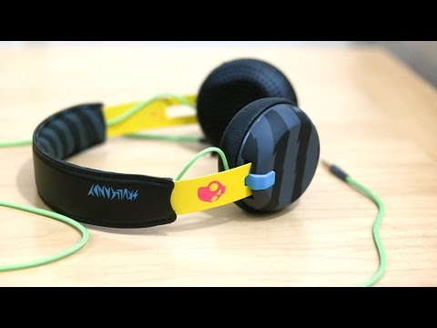 Skullcandy GRIND Headphone Review
