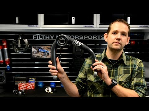 Aftermarket Upper Control Arms (UCAs) - Filthy Motorsports