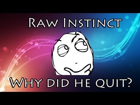 Why did Raw Instinct quit? (MW3 Gameplay)