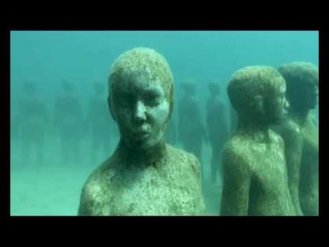 Mexico to debut the World s Largest Underwater Museum!