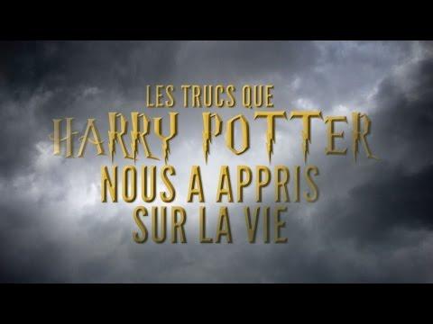 Top 20 Des Trucs Que Harry Potter Nous A Appris Sur La Vie (topito Tv) video