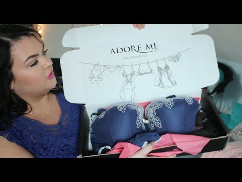 Sexy For ALL SIZES!!! Adore Me Lingerie