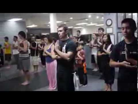 Filipino Martial Arts Seminar For Adults - Las Vegas Kung Fu Academy