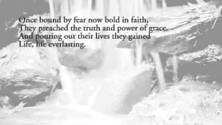 Watch Keith  Kristyn Getty Christ Is Risen He Is Risen Indeed video
