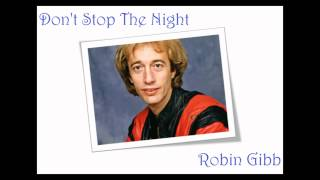 Watch Robin Gibb Don