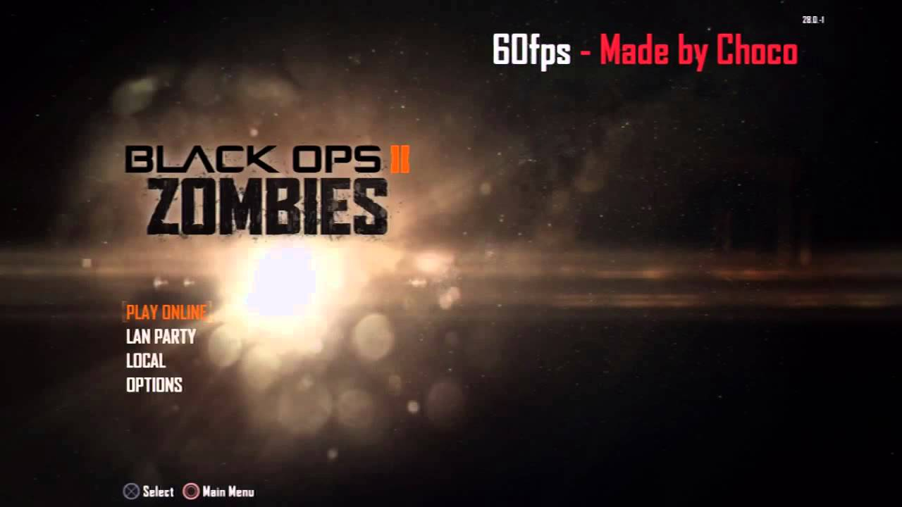 how to mod call of duty black ops 2 ps3