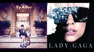 Lily Allen vs. Lady Gaga - Nothing Else I Can Close (Amit Shalom Mashup)