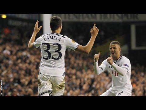 Erik Lamela - Goals & Skills | 2013/2014 HD