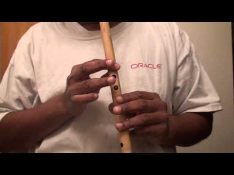 Hindi Song On Flute - Tera Mera Saath Rahe On Flute - Travails With My Flute video