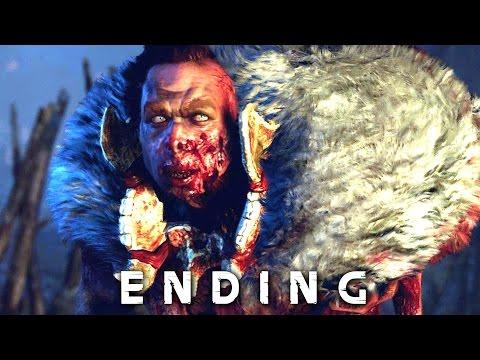 Far Cry Primal ENDING / FINAL BOSS  - Walkthrough Gameplay Part 25 (PS4)
