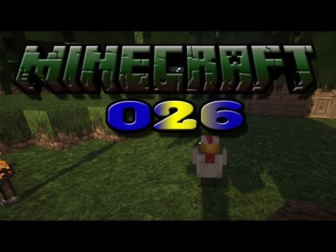 MINECRAFT 026 Gameplay German Staffel 4 - Tiere treiben