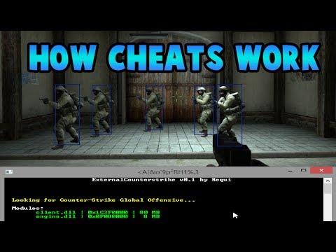 How do CSGO cheats actually work? Cheats explained