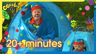 Mr Tumble Playing Outside Compilation | +20 Minutes