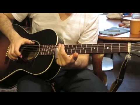 Slide Guitar Blues Lesson Open D Blues Lesson In The Style Of Mississippi Fred McDowell.