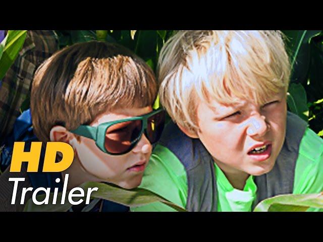 RICO, OSKAR UND DAS HERZGEBRECHE Trailer German Deutsch (2015)