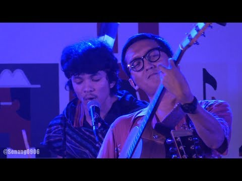 Download Fourtwnty - Aku Tenang @ JJF 2018 HD Mp4 baru
