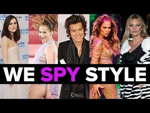 We Spy Style: Did Harry Styles Deserve His British Fashion Icon Award?