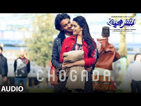 Chogada Full Audio Song | Loveratri | Aayush Sharma | Warina Hussain | Darshan Raval, Lijo-DJ Chetas