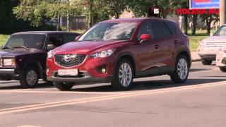 Тест-драйв Mazda СХ-5: потому что ждали
